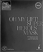 Parfumuri și produse cosmetice Mască anti-îmbătrânire cu efect de lifting - Diego Dalla Palma Oh My Lift Super Heroes Mask