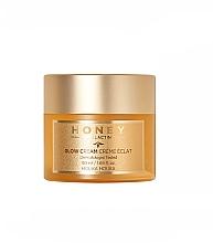 Parfumuri și produse cosmetice Cremă de față - Holika Holika Honey Royal Lactin Glow Cream