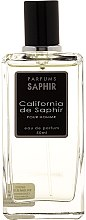 Parfumuri și produse cosmetice Saphir Parfums California - Apă de parfum (tester cu capac)