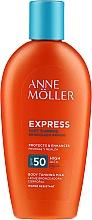 Parfumuri și produse cosmetice Lapte de protecție solară pentru corp - Anne Moller Express Sunscreen Body Milk SPF50
