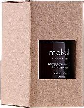 """Parfumuri și produse cosmetice Cremă pentru pielea din jurul ochilor """"Ceai verde"""" - Mokosh Cosmetics Green Tea Corrective Eye Cream"""