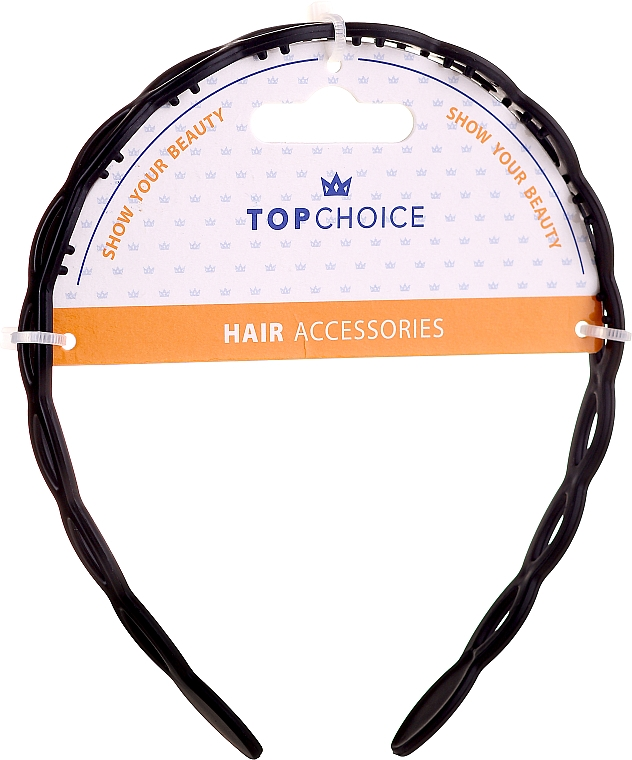Cordeluță de păr 27741 - Top Choice