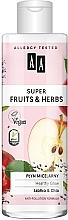Parfumuri și produse cosmetice Apă micelară - AA Super Fruits & Herbs Healthy Glow