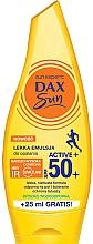 Parfumuri și produse cosmetice Emulsie cu protecție solară pentru corp - Dax Sun Light Emulsion Active+ SPF50