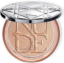 Parfumuri și produse cosmetice Pudră - Dior Diorskin Mineral Nude Luminizer Powder