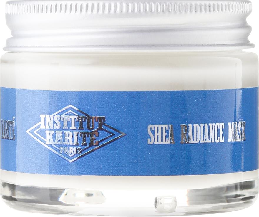 Mască regenerantă de față - Institut Karite Shea Radiance Cream — Imagine N2