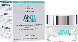 Parfumuri și produse cosmetice Cremă de zi pentru față - Farmona Anti Pollution Actively Oxygenating Cream SPF15