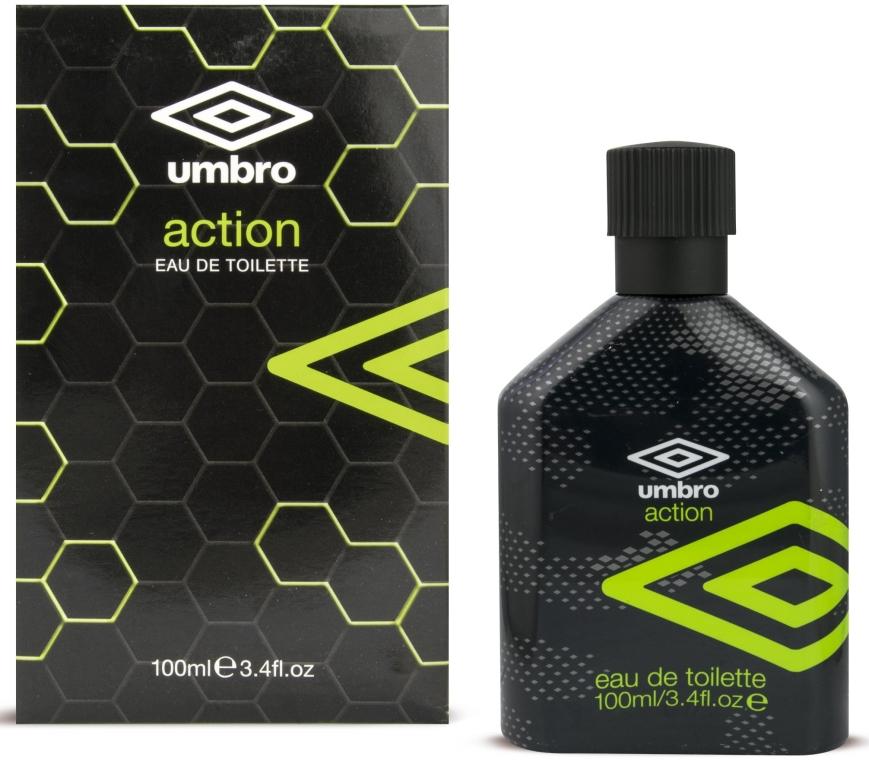 Umbro Action - Apă de toaletă