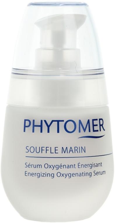 Ser oxigenant - Phytomer Souffle Marin Energizing Oxygenating Serum — Imagine N2