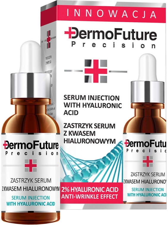 Ser concentrat cu acid hialuronic - DermoFuture Injection Hyaluronic Acid