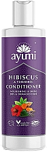 "Parfumuri și produse cosmetice Balsam ""Hibiscus și Turmeric"" - Ayumi Hibiscus & Turmeric Conditioner"