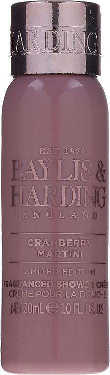 Set - Baylis & Harding Cranberry Martini Collection Lip Set Pink (soap/40g + lip/gloss/12ml + sh/cr/30ml) — Imagine N5
