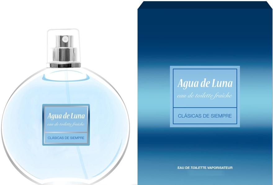 Antonio Puig Agua de Luna - Apă de toaletă — Imagine N1