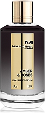 Parfumuri și produse cosmetice Mancera Amber & Roses - Apă de parfum