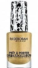 Parfumuri și produse cosmetice Lac de unghii - Deborah Pret A Porter Cracking