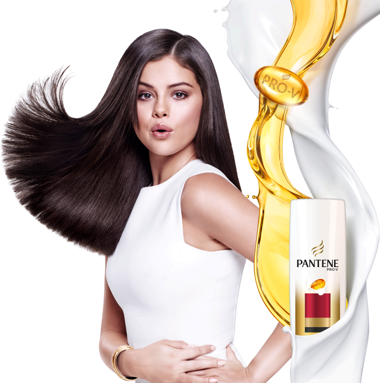 "Balsam de păr Condiționant ""Protecția culorii și strălucirii"" - Pantene Pro-V Lively Color Conditioner — Imagine N5"