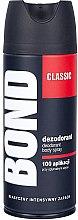 Parfumuri și produse cosmetice Deodorant spray - Bond Expert Classic Deodorant Body Spray