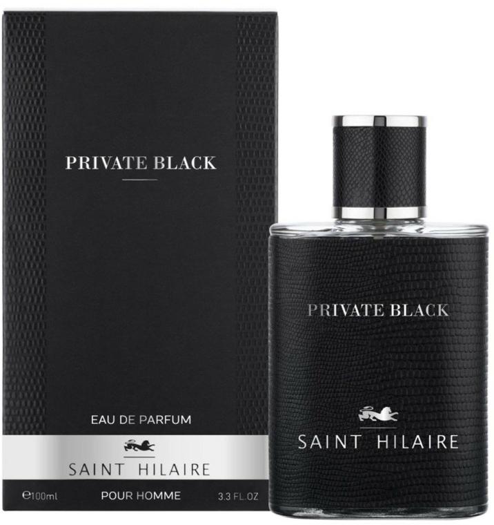 Saint Hilaire Private Black - Apă de parfum