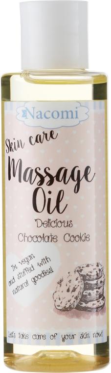 "Ulei hidratant pentru corp ""Cacao"" - Nacomi Natural Body Oil Kakaowca — Imagine N1"