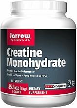 Parfumuri și produse cosmetice Suplimente nutritive - Jarrow Formulas Creatine Monohydrate Powder