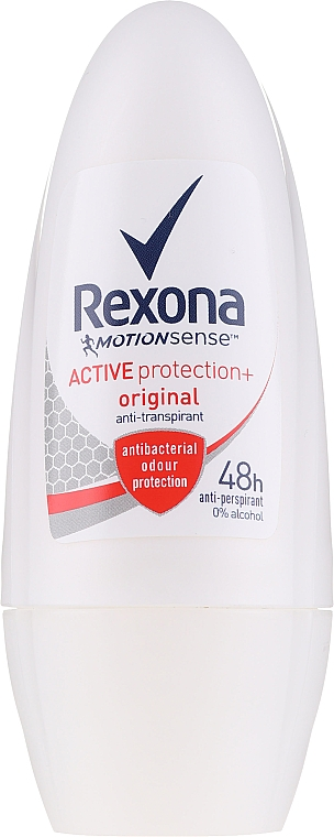 Deodorant roll-on - Rexona MotionSense Active Protection + Original
