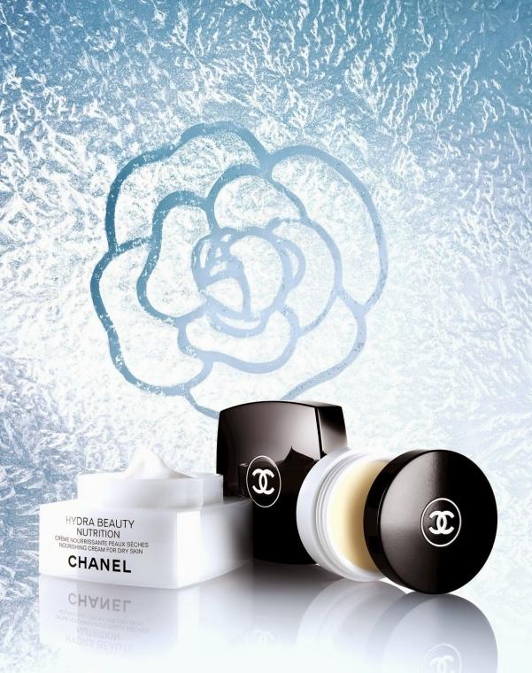Balsam nutritiv de buze - Chanel Hydra Beauty Nutrition Nourishining Lip Care — Imagine N3