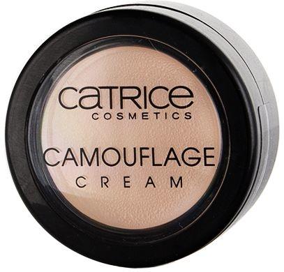 Corector de față - Catrice Camouflage Cream