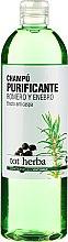 Parfumuri și produse cosmetice Șampon - Tot Herba Rosemary Juniper Purifying Shampoo