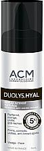 Parfumuri și produse cosmetice Ser intens anti-îmbătrânire - ACM Laboratoires Duolys.Hyal Intensive Anti-Ageing Serum