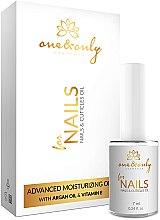Parfumuri și produse cosmetice Ulei pentru unghii și cuticule - One&Only Cosmetics Adcvanced Moisturizing Oil