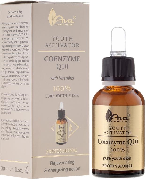 Ser pentru față Q10, cu vitamine - Ava Laboratorium Youth Activators Serum