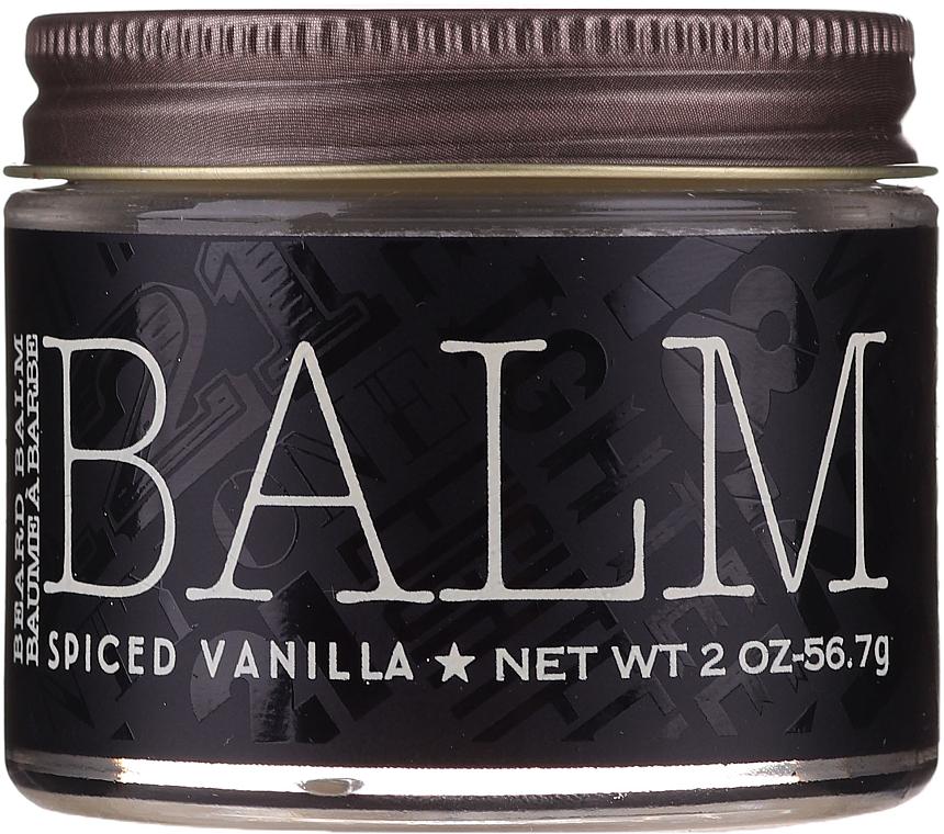 Balsam pentru barbă - 18.21 Man Made Beard Balm Spiced Vanilla — Imagine N1