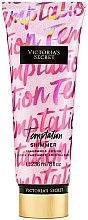 Parfumuri și produse cosmetice Loțiune parfumată de corp - Victoria's Secret Temptation Shimmer Body Lotion