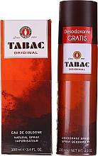 Parfumuri și produse cosmetice Maurer & Wirtz Tabac Original - Set (edc/100ml + deo/200ml)