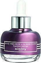 Parfumuri și produse cosmetice Ulei de față - Sisley Huile Precieuse A La Rose Noire Nutrition Anti-Age