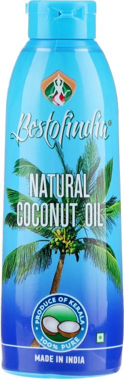 Ulei de nucă de cocos pentru păr și corp - Bestofindia Natural Coconut Oil