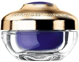 Parfumuri și produse cosmetice Cremă pentru pleoape și buze - Guerlain Orchidee Imperiale Creme Yeux et Levres