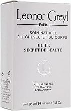 """Parfumuri și produse cosmetice Ulei de păr și corp """"Secretul frumuseții"""" - Leonor Greyl Huile Secret de Beaute"""
