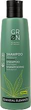Parfumuri și produse cosmetice Șampon hidratant pentru păr - GRN Essential Elements Moisture Hemp Shampoo