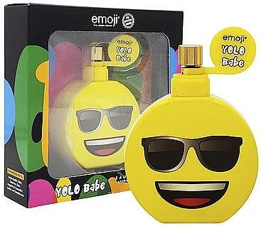 Emoji Yolo Babe - Apă de parfum