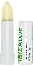Parfumuri și produse cosmetice Balsam de buze - Ibizaloe Repairing Lip Stick