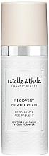 Parfumuri și produse cosmetice Cremă revitalizantă de noapte - Estelle & Thild BioDefense Instant Recovery Night Cream