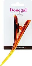 Parfumuri și produse cosmetice Clemă de păr FA-5807, culoarea chihlimbarului - Donegal
