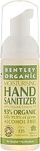 Parfumuri și produse cosmetice Dezinfectant bio cu ulei organic de aloe vera pentru mâini - Bentley Organic Moisturising Hand Sanitizer