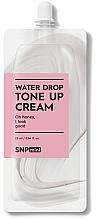 Parfumuri și produse cosmetice Cremă tonifiantă pentru față - SNP Mini Water Drop Tone Up Cream (mini)