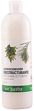 """Parfumuri și produse cosmetice Balsam de păr """"Coadă de cal și salvie"""" - Tot Herba Horse Tail & Salvia Hair Conditioner"""
