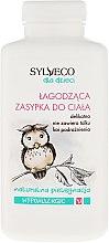 Parfumuri și produse cosmetice Pudră matifiantă pentru corp - Sylveco Body Powder Hypoallergic