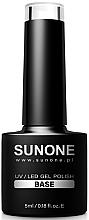 Parfumuri și produse cosmetice Bază pentru gel-lac - Sanone Gel Polish Base