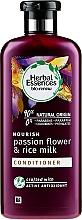 Parfumuri și produse cosmetice Balsam de păr - Herbal Essences Passion Flower & Rice Milk Conditioner