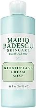 Parfumuri și produse cosmetice Cremă-săpun exfoliant pentru față - Mario Badescu Keratoplast Cream Soap